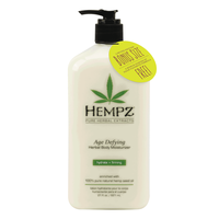 Size Matters Age Defying Herbal Body Moisturizer