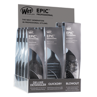 Wet Brush - Epic Brush 9 Piece Display
