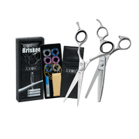 Briskee 6 Inch Combo Kit Shear and Thinner Set