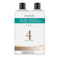 System 4 Cleanser & Scalp Therapy Liter Duo
