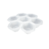 Clear Connect Color Bowls - 7 piece