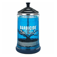 Barbicide Mid-Size Manicure Jar (21 oz.)