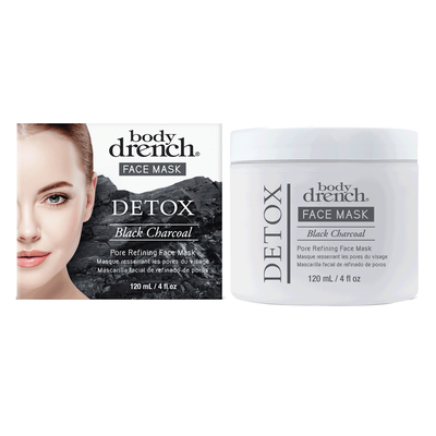 Detox Black Charcoal Pore Refining Mask