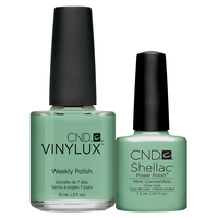 Shellac/Vinylux - Mint Convertible Duo