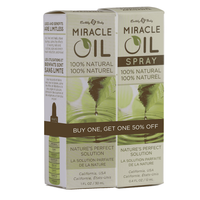 Miracle Oil 1 oz with .4 oz On-The-Go Spray