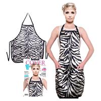 Zebra Salon Apron