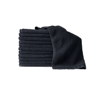 Royale Deluxe Black Towel