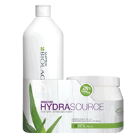 Biolage HydraSource Shampoo & Conditioner Liter Duo