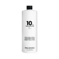 10 Volume Cream Developer - The Color