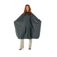 Betty Dain Black Chemical Cape