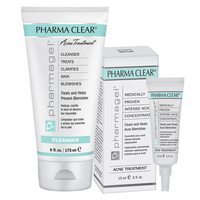 Clear Acne Cleanser with Concentrate