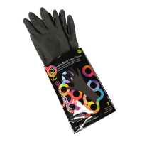 Latex Reusable Gloves Small - 2 pack