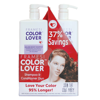 Color Lover Volume Boost Shampoo & Conditioner Liter Duo