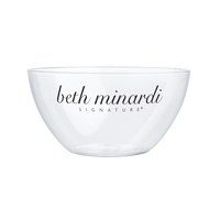 Clear Mixing Bowl