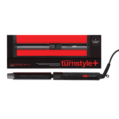 Express Ion Turnstyle+ Curling Wand
