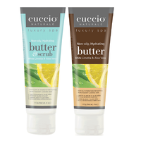 White Lime & Aloe Vera Butter & Scrub with Butter Blend