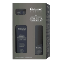 Esquire Grooming Long Wavy Texture Kit