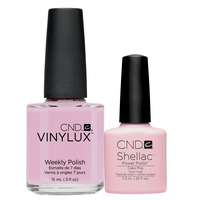 Shellac/Vinylux - Cake Pop Duo