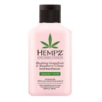 Blushing Grapefruit & Raspberry Moisturizer