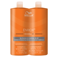 Enrich for fine/normal hair duo