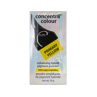 Concentr8 Colour Primary Yellow - 6 Count