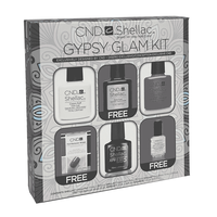 Shellac Gypsy Glam Kit