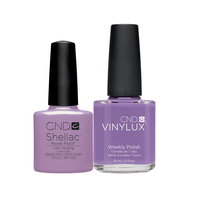 Lilac Longing Vinylux & Shellac Duo