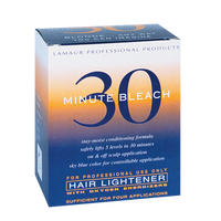 30 Minute Bleach Hair Lightener-Twin Pack
