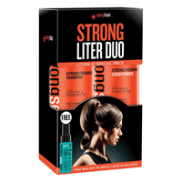 Strong Sexy Hair - Strengthening Liter Duo