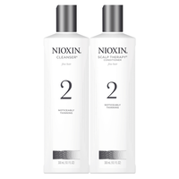 System 2 Cleanser & Scalp Therapy Duo