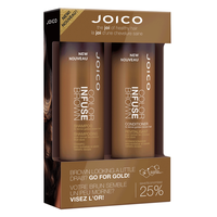 Color Infuse Brown Shampoo & Conditioner Duo