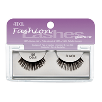 Black Demi Lashes, #101