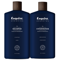 Esquire Grooming 14 oz Shampoo and Conditioner Duo