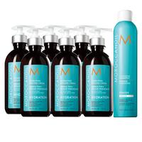 Summer Style Hydrating Styling Cream w/Luminous Hairspray