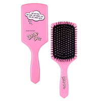 Gossip Girls™ Pink Paddle Brush: The Better Hair