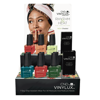 Vinylux Rhythm & Heat Collection - 14 Piece