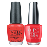 Cajun Shrimp - Buy 6 Infinite Shine Get 6 Nail Lacquer