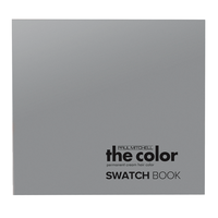 The Color Swatch Book