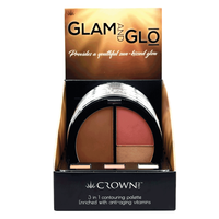 Glam & Glow 6 count display