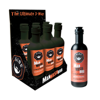 Man Wash BHB - 6 piece display