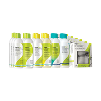 Exclusive Shampoo & Conditioner Kit with 6 Deva Towels