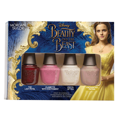 Beauty & The Beast Minis