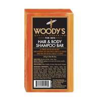 Hair & Body Shampoo Bar