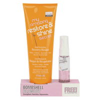 Restore & Shine Secret with Mini Shake ''n Spray