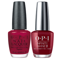 Malaga Wine - buy 6 Infinite Shine Get 6 Nail Lacquer