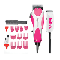 Sterling 4 and Bullet Trimmer Combo - Pink and White