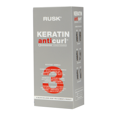 Anti-Curl with Keratin - #3 Resistant