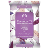 Essential Oil Makeup Wipes - Peaceful Lavender