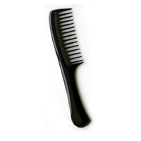 Comb, Wide Tooth with Handle