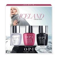 Iceland Trio Pack - OPI Infinite Shine